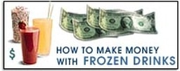 MAKE MONEY WITH FROZEN DRINKS AT MARGARITA XPRESS HOUSTON